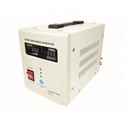 UPS SINUS PRO E 500/800 - 12V záložny zdroj