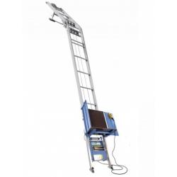 LIFT 200 Standard (11,5m) Geda šikmý rebríkový výťah + strešný vozík