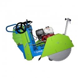 COBRA Range 60 SIMA rezačka špár s motorom Honda GX390