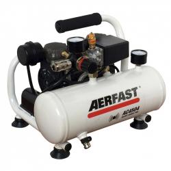 AC4504 Aerfast bezolejový prenosný tichý kompresor