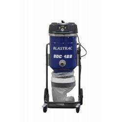 BDC-122M Blastrac 2 motorový profesionálny priemyselný vysávač