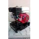 QGH Enar pohonná jednotka pre dvojité vibračné lišty s motorom Honda GX160