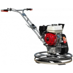 4-600 AGT jednorotorová, krajová hladička betónu - motor Honda GX160