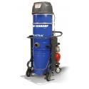 BDC-1330 DBP Blastrac 3 motorový profesionálny priemyselný vysávač 230V