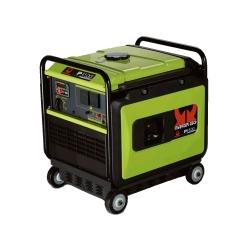 P4500i Pramac jednofázová odhlučnená elektrocentrála - invertor