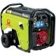 S8000 AVR  Pramac jednofázová elektrocentrála s morom Honda a elektrickým štartom