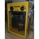 B5 EPB Master elektrický ohrievač s ventilátorom profesionálny