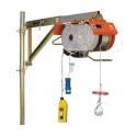 DM 200 AP Velox IORI stavebný vrátok (rýchly), 40 metrové lano