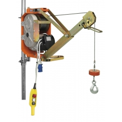 DM 300 AP ELEFANTINO IORI elektrický stavebný vrátok