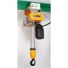STAR071/53 LIFTKET elektrický reťazový kladkostroj  na 1000 kg s elektrickým pojazdom