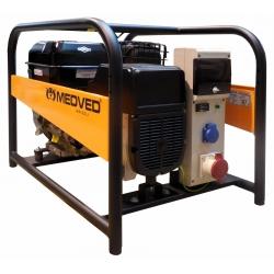 Grizzli 7000BE AVR Medved profesionálna trojfázová elektrocentrála s motorom B&S 2100, elektrickým štartom a AVR