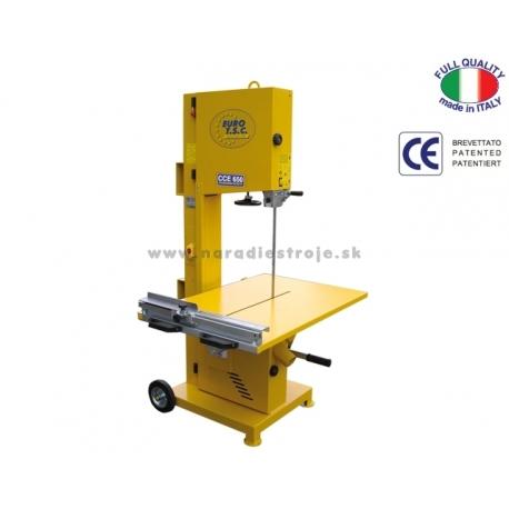 CCE 650 EUROTSC pásová píla na veľkoformátové plynosilikátové tvárnice