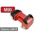 M90 Macroza drážkovacia fréza na vyfrézovanie hotovej drážky