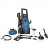 HCE 1600 Scheppach elektrický vysokotlakový čistič 135 bar s príslušenstvom