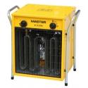 B15 EPB Master elektrický ohrievač s ventilátorom profesionálny