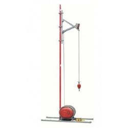 MINOR - BASE 500  Camac elektrický stavebný vrátok