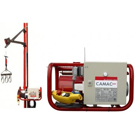 MINOR - DUPLO Camac elektrický stavebný vrátok