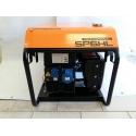 SP6HL Generga jednofázová elektrocentrála s palivovou nádržou 32 l a motorom Honda GX 390