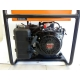 SP6H Generga jednofázová elektrocentrála s palivovou nádržou 32 l a motorom Honda GX 390