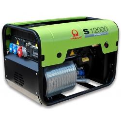 S12000-3 AVR Pramac trojfázová elektrocentrála s motorom Honda GX630