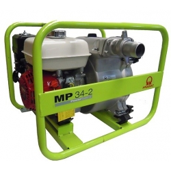 MP 34-2 Pramac čerpadlo na vodu a kaly s motorom Honda GX160