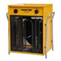 B22 EPB Master elektrický ohrievač s ventilátorom profesionálny