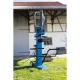 HL 1300 Scheppach vertikálny hydraulický (elektrický 380V) štiepač dreva 12t