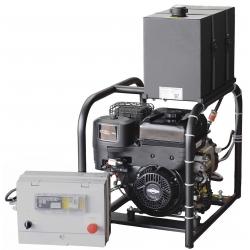 Arctos 5000 BE/34 AVR PDM1 Medved záložná jednofázová elektrocentrála pre ostrovné systémy