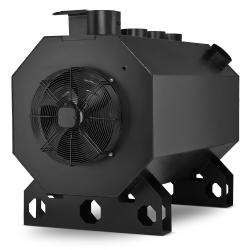 PNO3 OKTAGON teplovzdušný kotol na pevné palivo s výkonom 45 kW