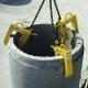 PZB 3 Boscaro manipulačné kliešte na skruže