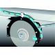 VIP 2125 Battipav stavebná portálová diamantová píla