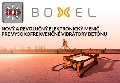 Elektronický menič Boxel Enar